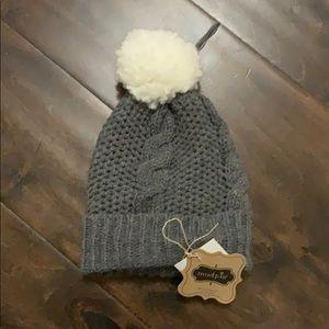 NWT- Mudpie baby hat